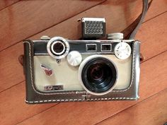"""Vintage Argus C3 camera - also known as the """"Harry Potter Camera"""""""
