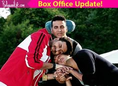 Housefull 3 box office collection: This Akshay Kumar comic caper earns Rs 15.21 crore on Day 1 fails to beat Shah Rukh Khans Fan!