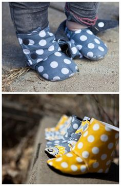 16 ideas sewing baby clothes patterns fabrics for 2019 Sewing Baby Clothes, Baby Clothes Patterns, Sewing Patterns For Kids, Sewing Ideas, Sewing Hacks, Sewing Tips, Sewing Crafts, Baby Boots Pattern, Shoe Pattern