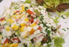 Paleo, Cobb Salad, Potato Salad, Food And Drink, Potatoes, Ethnic Recipes, Fitness, Rice, Foods