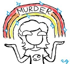Homestuck. . . everyone literally dies (well not PM). Most die several times