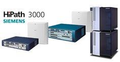 Siemens HiPath 3000 è il sistema di comunicazione multifunzionale per soluzioni integrate di fonia e dati, soluzioni di Voice Over IP con telefoni IP.