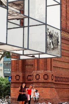 MEMORIA Grafton Architects en colaboración con ELISAVA (UPF) Arc de Triomf | Memoria / Grafton Architects. Image © Marcela Grassi