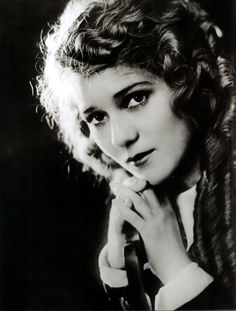 Mary Pickford, America's first sweetheart. A silent movie star extraordinaire  and very savvy business woman to boot!
