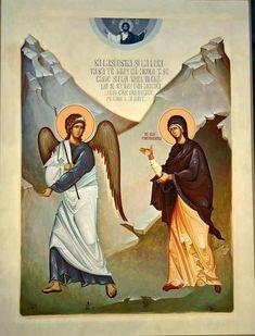 Byzantine Icons, Orthodox Christianity, Orthodox Icons, Modern Art, Saints, Spirituality, Painting, Christians, Painting Art