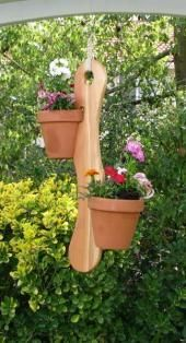 clay pot hanger