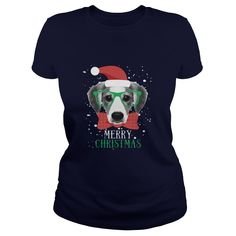Merry Christmas Dog T-shirt Mugs & Drinkware  #gift #ideas #Popular #Everything #Videos #Shop #Animals #pets #Architecture #Art #Cars #motorcycles #Celebrities #DIY #crafts #Design #Education #Entertainment #Food #drink #Gardening #Geek #Hair #beauty #Health #fitness #History #Holidays #events #Home decor #Humor #Illustrations #posters #Kids #parenting #Men #Outdoors #Photography #Products #Quotes #Science #nature #Sports #Tattoos #Technology #Travel #Weddings #Women