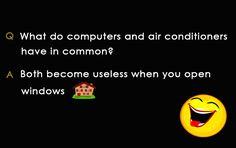 Windows make it useless!!