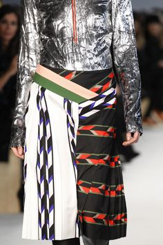 Emilio Pucci Fall 2016 Ready-to-Wear Fashion Show Details