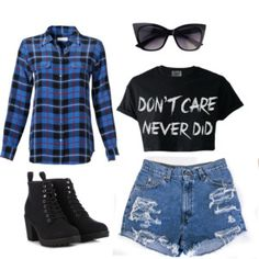 Grunge outfit :)
