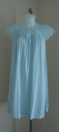 Vintage 1960s Gilead Pale Blue. I think this could also work. I definitely want to go a little vintage with her style even though everyone else is really modern.