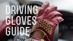 Driving Gloves Guide - How To Spot a Quality Handmade Men's Leather Pair For Your Race / Vge Carinta Leather Driving Gloves, Leather Gloves, Leather Men, Mens Gloves, Different Styles, Race Cars, Racing, Pairs, Mens Fashion