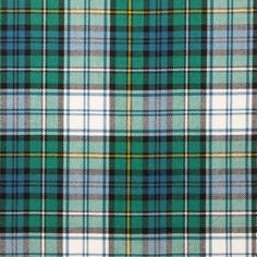 Campbell Dress Ancient Lightweight Tartan by the meter – Tartan Shop