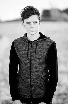 Simon-Male photographic model at Creative Image Academy Staffordshire