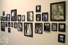 Pinterest Gallery Wall