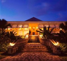 """""""Nisbet Plantation has long been considered one of Nevis's finest restaurants and villas, and our experience did nothing to disprove the claim."""" —John Mariani, Virtual Gourmet"""