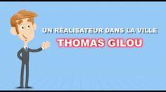 UN RÉALISATEUR DANS LA VILLE : Thomas Gilou, Samy Seghir (Nîmes)