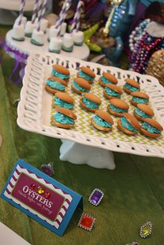 """Photo 1 of 68: The Little Mermaid / Birthday """"Isabella's 3rd Birthday Bash!"""" 