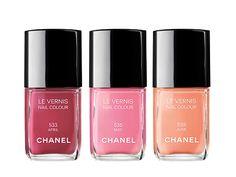 Chanel Le Vernis Nail polish spring 2012