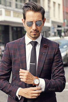 Men's Eyeglasses Inspiration #3 I recently...   MenStyle1- Men's Style Blog