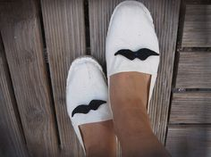 mustache shoes @Jane Izard Daly Ragan -- we need these