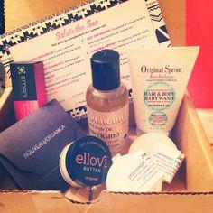 July Vegan Cuts Beauty Box