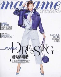 Madame Figaro Magazine - Chemise WORK