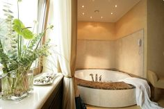 Deluxe Jacuzzi Luxury Hotel #kiev #stagdo Jacuzzi, Corner Bathtub, Hotels, Bathroom, Luxury, Washroom, Corner Tub, Bathrooms, Downstairs Bathroom