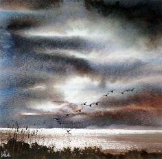 The Night Flight by Keith Nash