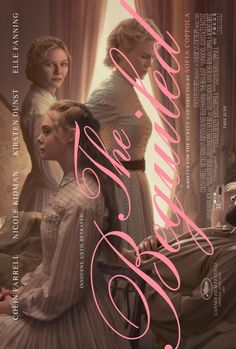 The Beguiled 7/10 - not quite bonkers enough to be camp and not quite strong enough to be really effective.