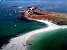 Iles de Glénan, Finistère, Bretagne Saint Nicolas, Folklore, Amazing Places, Strand, Brittany, Provence, The Good Place, Places To Go, Destinations