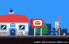 Extractor de GIFs Animados de Twitter   Professor Falken