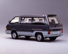 Nissan Vanette Largo Turbo Cruising Saloon