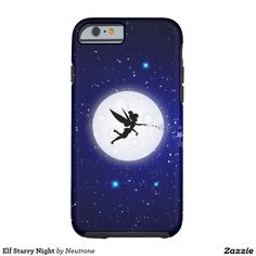 Elf Starry Night Tough iPhone 6 Case