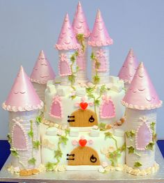 Castle cake 4 | Flickr - Photo Sharing!