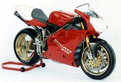 Ducati 916 SP.