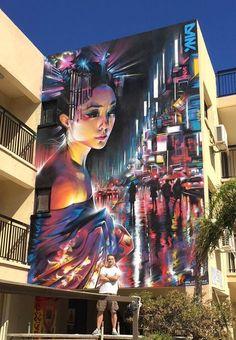 Street Art Magic on