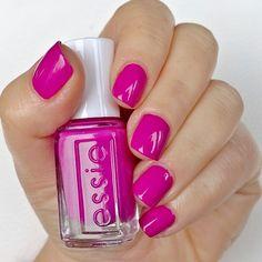 Coacha 'Bella Pink Nail Polish | www.ScarlettAvery.com