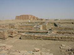 The City of Ur, Iraq