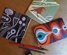 2014 pocket diary by Marcella Peluffo, via Behance