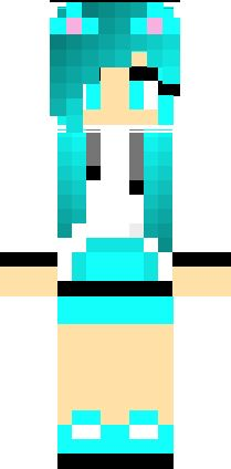 Minecraft Skin Waterfairy Find It With Our New Android Minecraft - Skins para minecraft pe para download