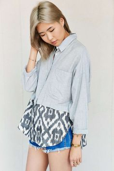 Study NY 1.4 Shirt - Urban Outfitters
