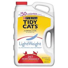 New! Save on Purina Tidy Cats LightWeight Clumping Litter With This Printable Coupon and Target Gift Card Offer!