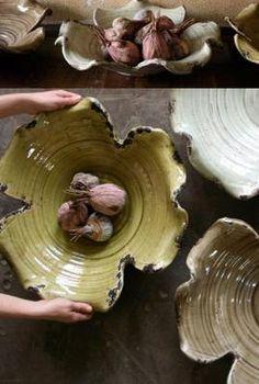 At West End Giant leaf bowl $169.00