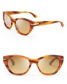 4596aa6d95d Persol Women s Suprema Polarized Wayfarer Sunglasses Jewelry   Accessories  - Bloomingdale s