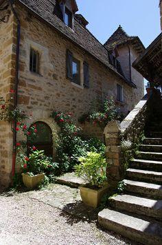 Carennac, Midi-Pyrenees, France