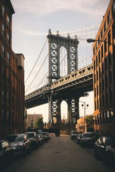 Manhattan Bridge, NYC