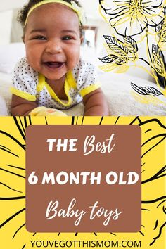 Here is a list of everything you need now that your baby is 6 months! 6 Month Old Baby, 6 Month Olds, Second Baby, First Time Moms, Baby Registry, New Moms, Baby Toys, 6 Months, Must Haves