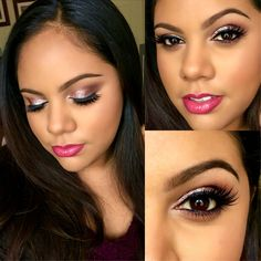 Pink Champagne by Anastasia Beverly Hills on the lid Pink Champagne, Anastasia Beverly Hills, Lipstick, Make Up, Eyes, Beauty, Lipsticks, Beauty Makeup, Makeup