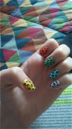 Kpop nail art ❤